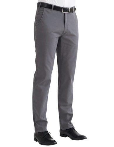 Pánské kalhoty elastické Chino Classic fit Brook Taverner
