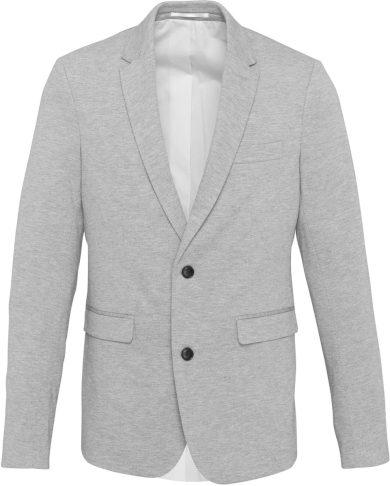 Pánské sportovní sako smart casual s elastanem