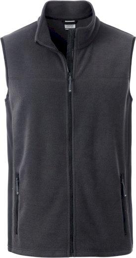 Dámská zátěžová fleece vesta James & Nicholson