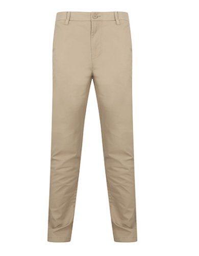 Pánské Slim fit stretch Chino kalhoty Henbury