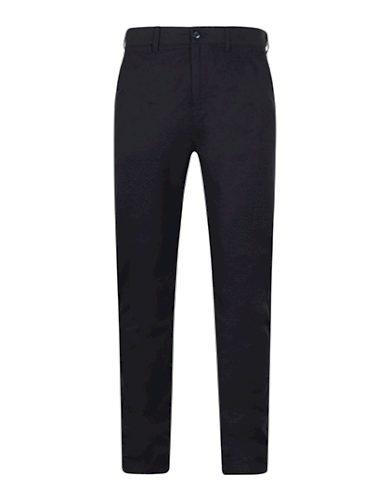 Pánské Slim fit stretch Chino kalhoty Henbury – prodloužené