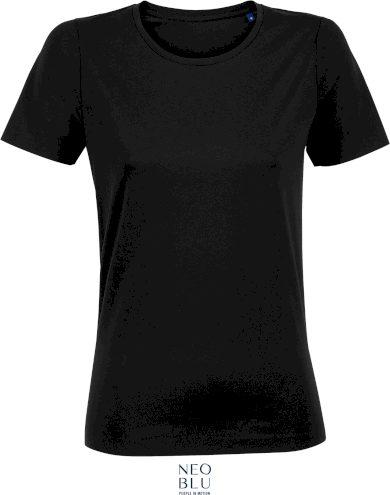 Dámské tričko s krátkým rukávem Lucas Neo Blu
