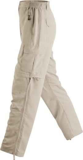 Pánské trekingové kalhoty s odepínatelnými nohavicemi James & Nicholson