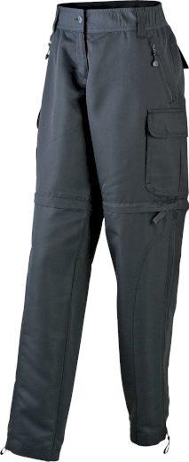 Dámské trekingové kalhoty s odepínatelnými nohavicemi James & Nicholson