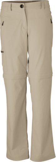 Dámské elastické kalhoty s odepínatelnými nohavicemi  James & Nicholson