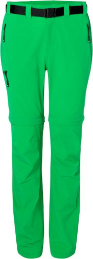 Dámské trekingové kalhoty s odepínacími nohavicemi  James & Nicholson