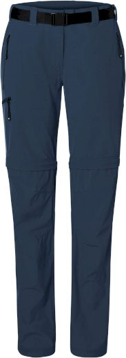 Pánské trekingové kalhoty s odepínacími nohavicemi  James & Nicholson