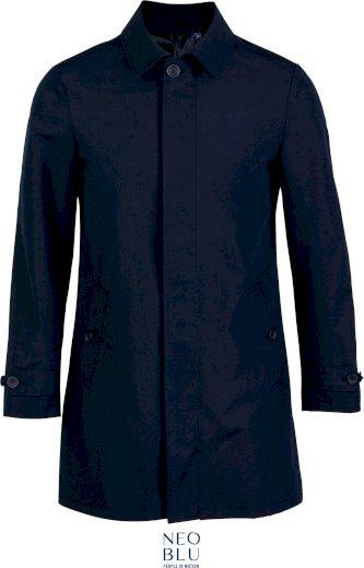 Pánský elegantní přechodový kabát Neo Blu