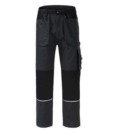 Pánské pracovní kalhoty do pasu 100% bavlna Woody Rimeck
