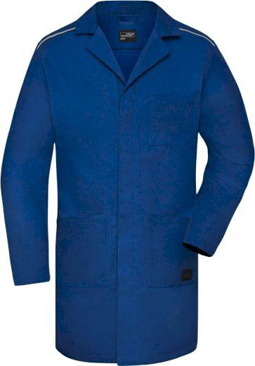 Pracovní plášť z odolné smíšené tkaniny v 6ti barvách James Nicholson