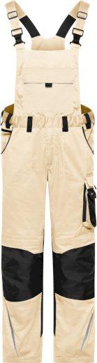 Pracovní kalhoty s laclem Strong James & Nicholson