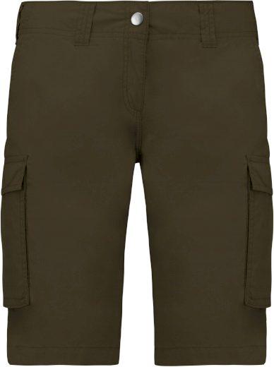 Pánské outdoorové šortky Kariban s cargo kapsami
