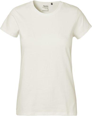 Dámské tričko z bio bavlny Neutral