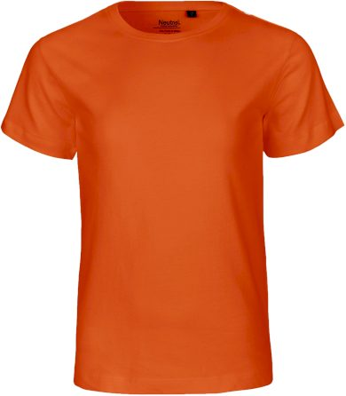 Dětské tričko z bio bavlny Neutral