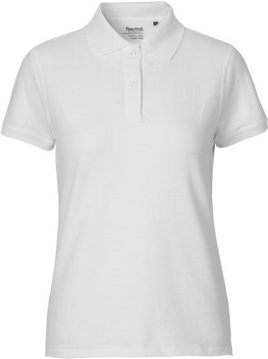 Dámské polo tričko z bio bavlny krátký rukáv Neutral