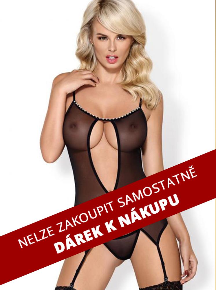 DÁREK Korzet 812-COR corset - Obsessive