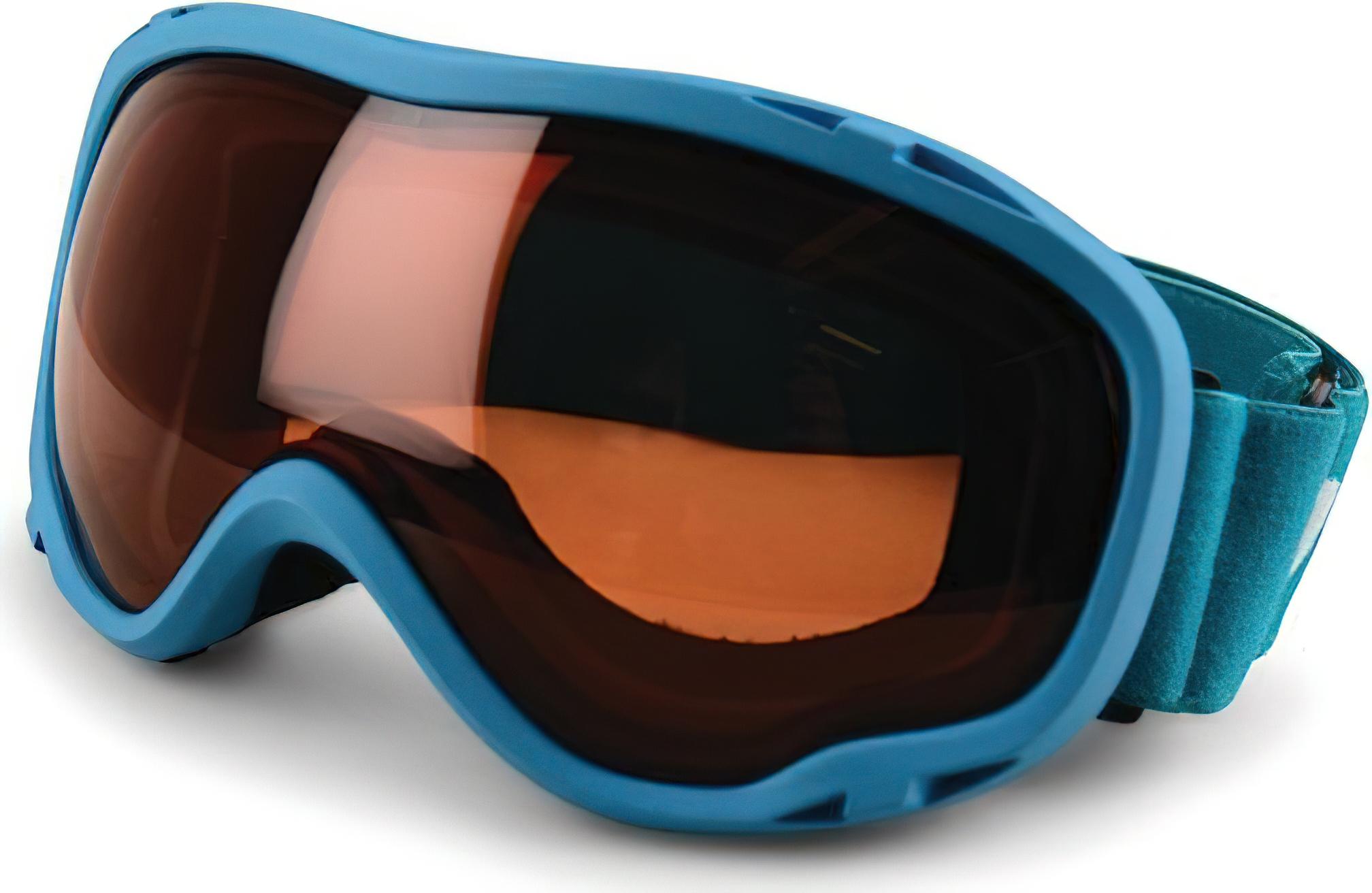 Dámské lyžařské brýle DUE339 DARE2B Velose Adult Gogg Modrá