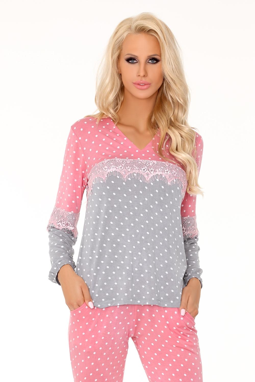 Dámské pyžamo Mayte  - LivCo CORSETTI FASHION