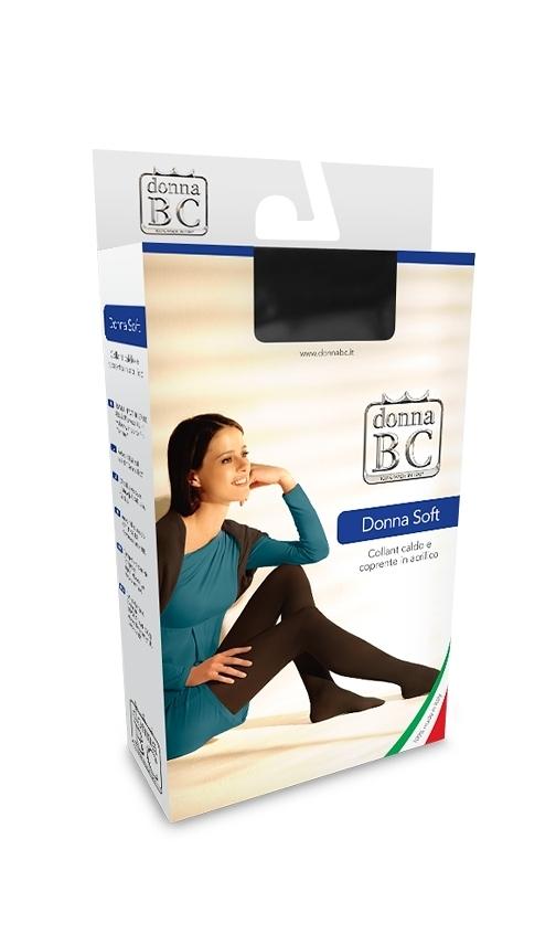 Punčochové kalhoty Donna B.C Soft Akryl S-XL