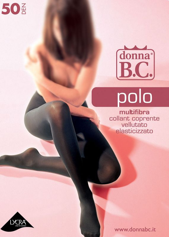 Dámské punčochové kalhoty Donna B.C Polo 50 den