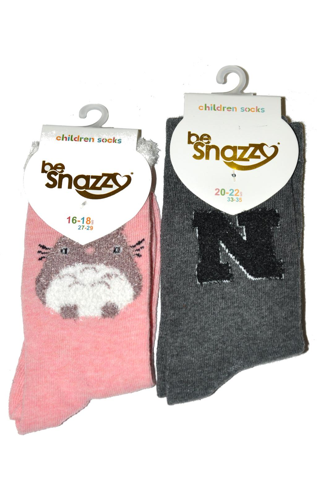 Dámské ponožky se vzorem Be Snazzy SK-32