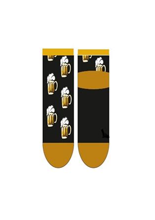 Vzorované dámské ponožky Krebo