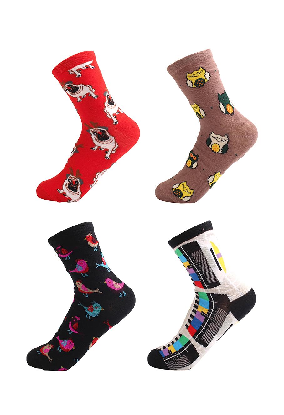 Pánské ponožky Be Snazzy SK-07 Be Crazy