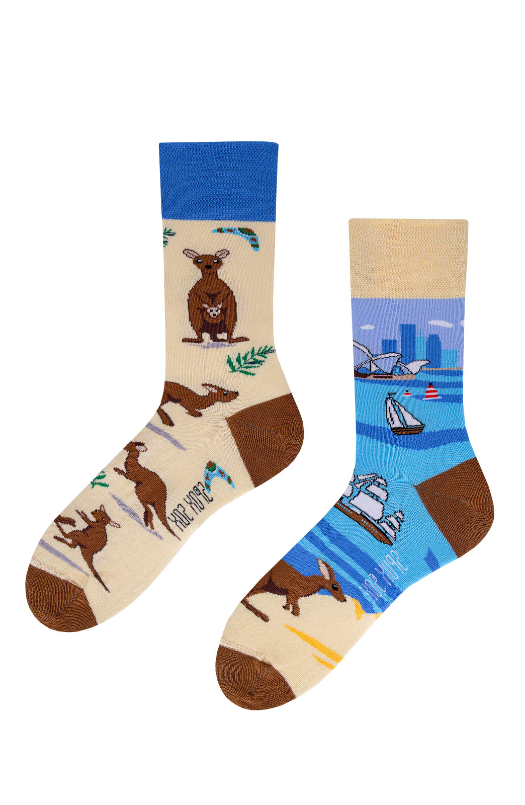 Unisex ponožky Spox Sox Klokani