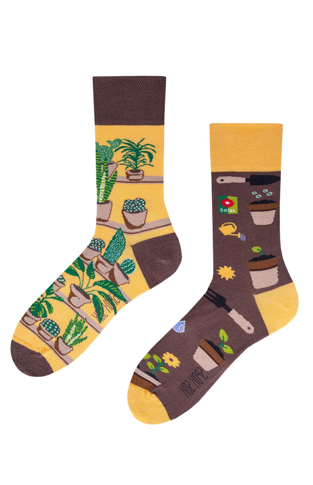 Unisex ponožky Spox Sox Zahradnické