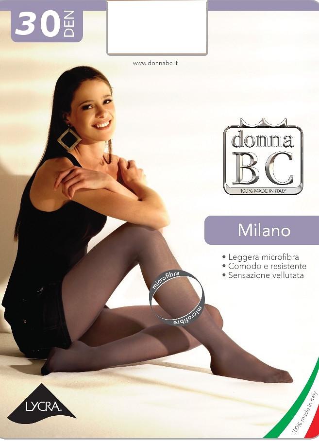 Dámské punčochové kalhoty Donna B.C. Milano 1-4 30 den