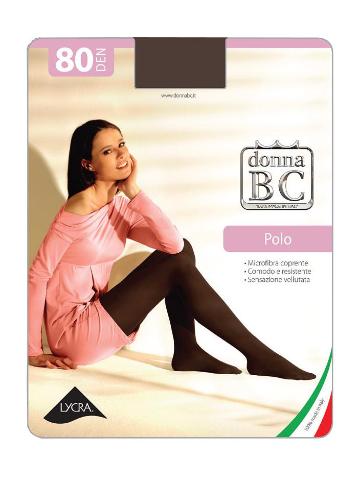 Dámské punčochové kalhoty Donna B.C. Polo 1-4 80 den