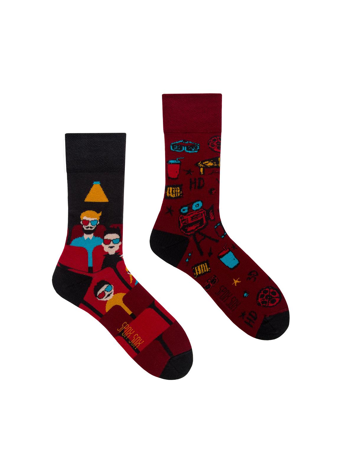 Ponožky Spox Sox - Kinomaniak