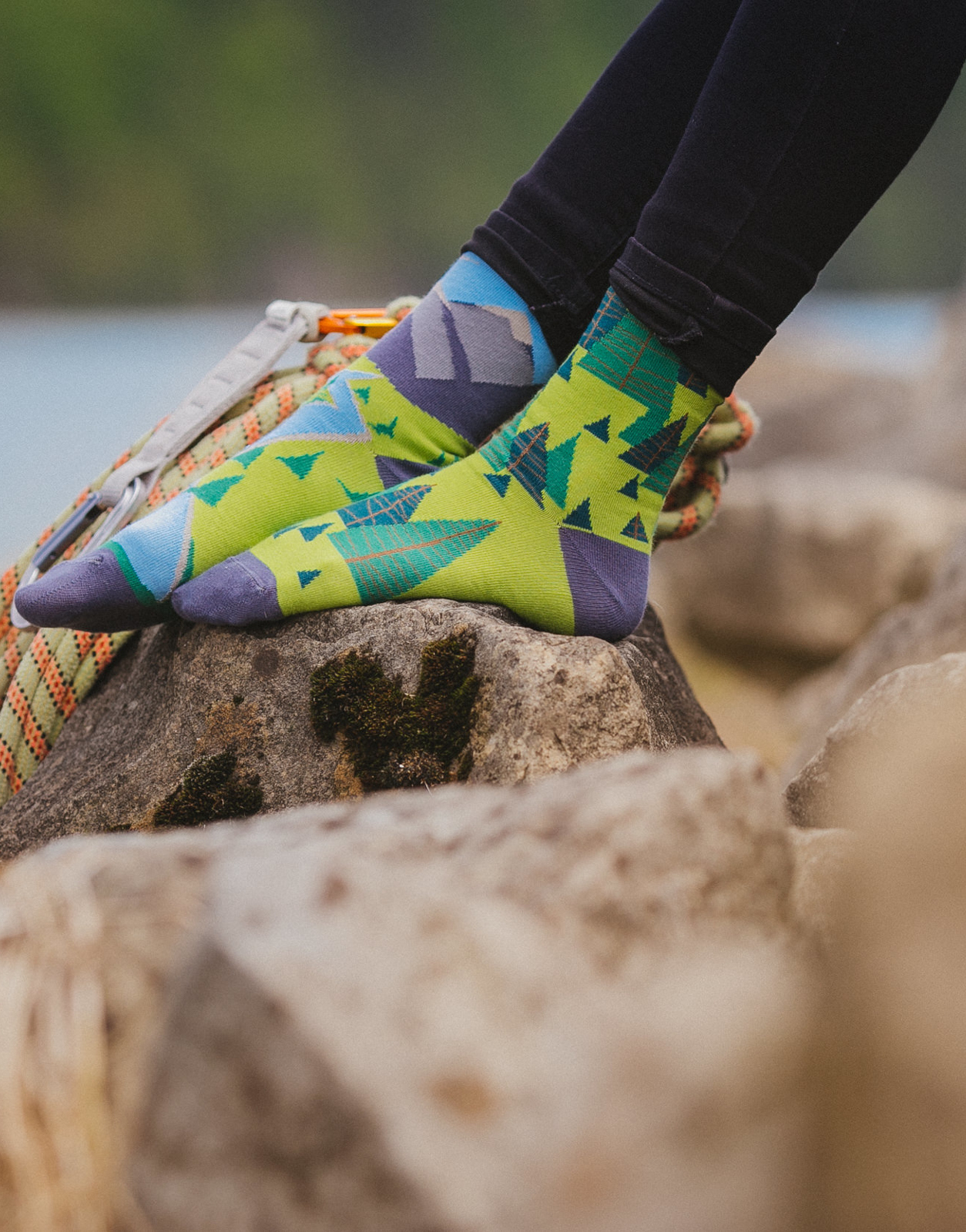Ponožky Spox Sox - Za 7 horami, za 7 lesy