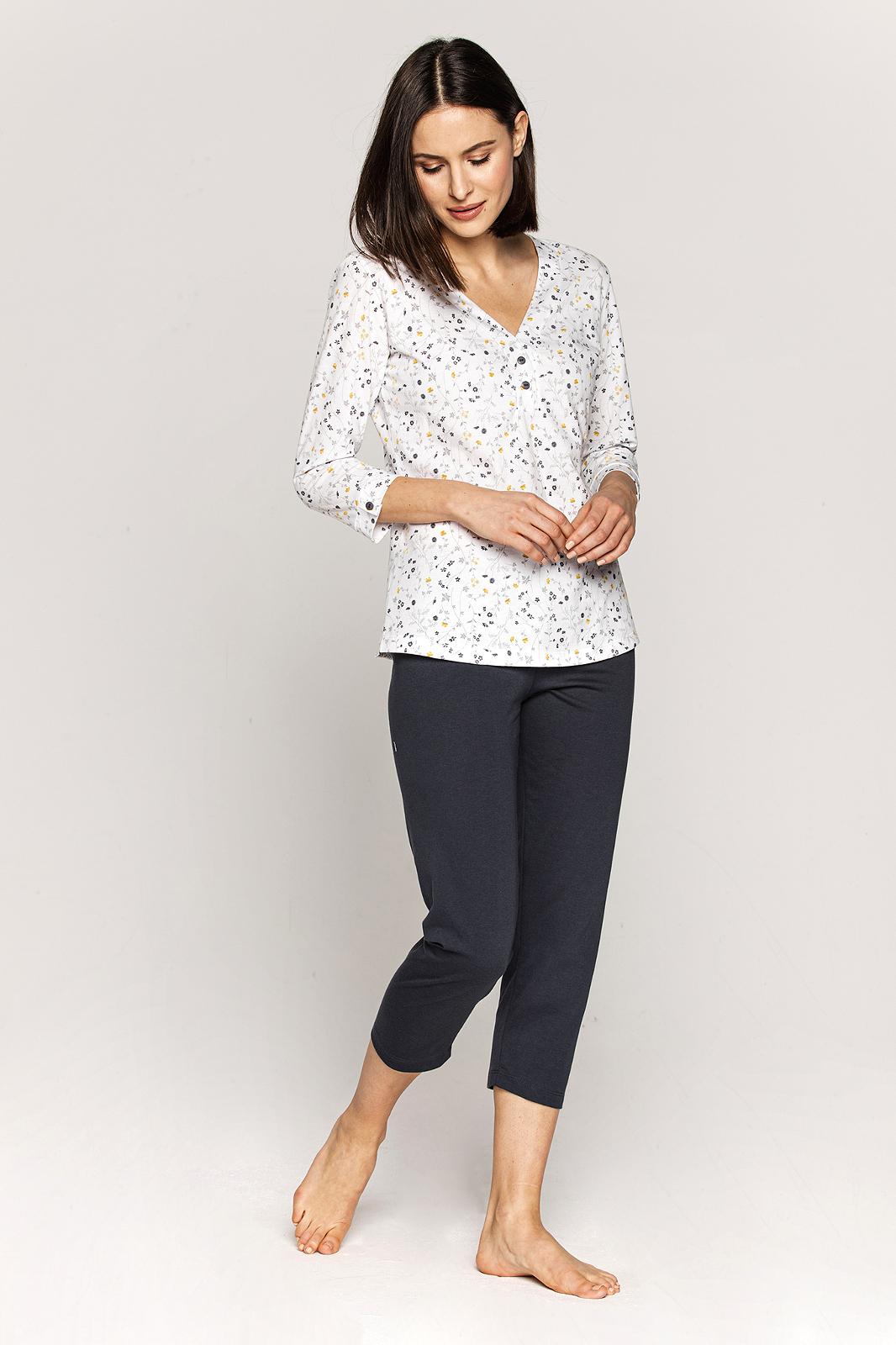 Dámské pyžamo Cana 555 3/4 S-XL