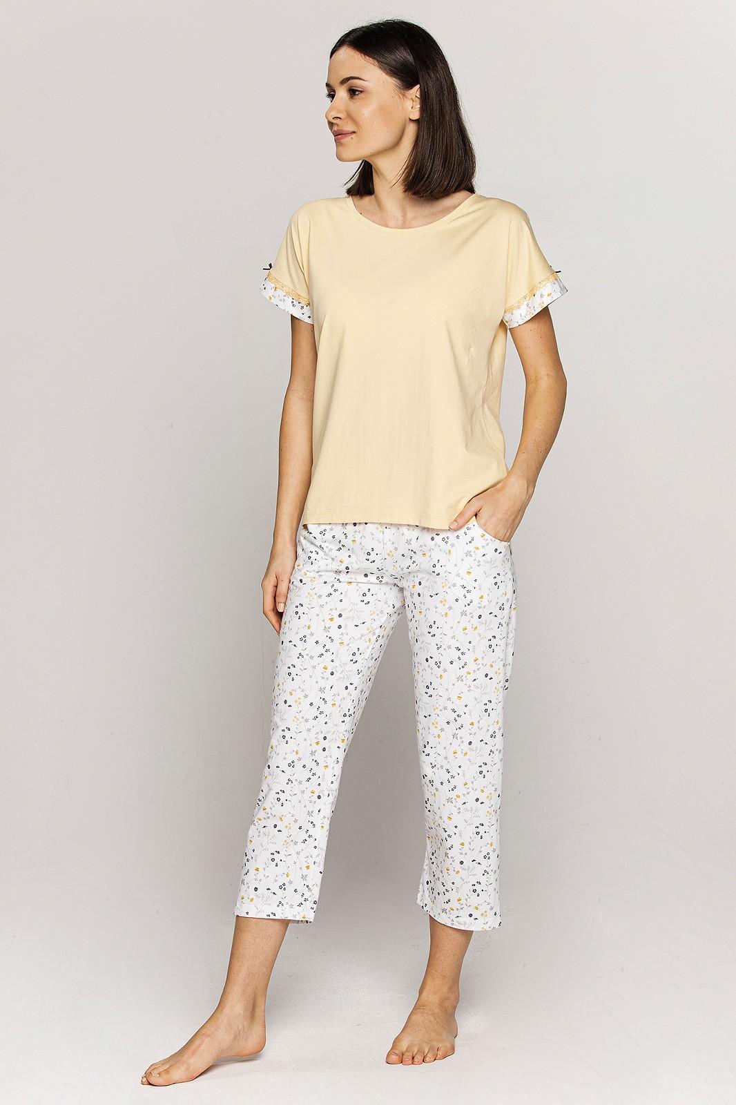 Dámské pyžamo Cana 558 kr/r 3XL