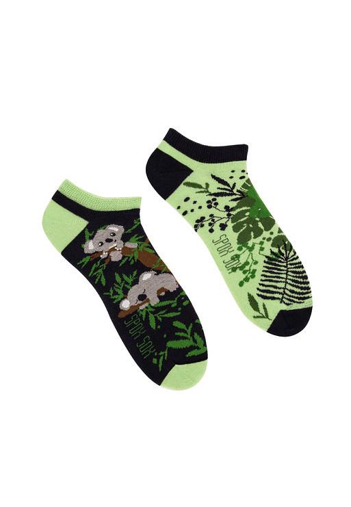Nepárové dámské ponožky Spox Sox Koala