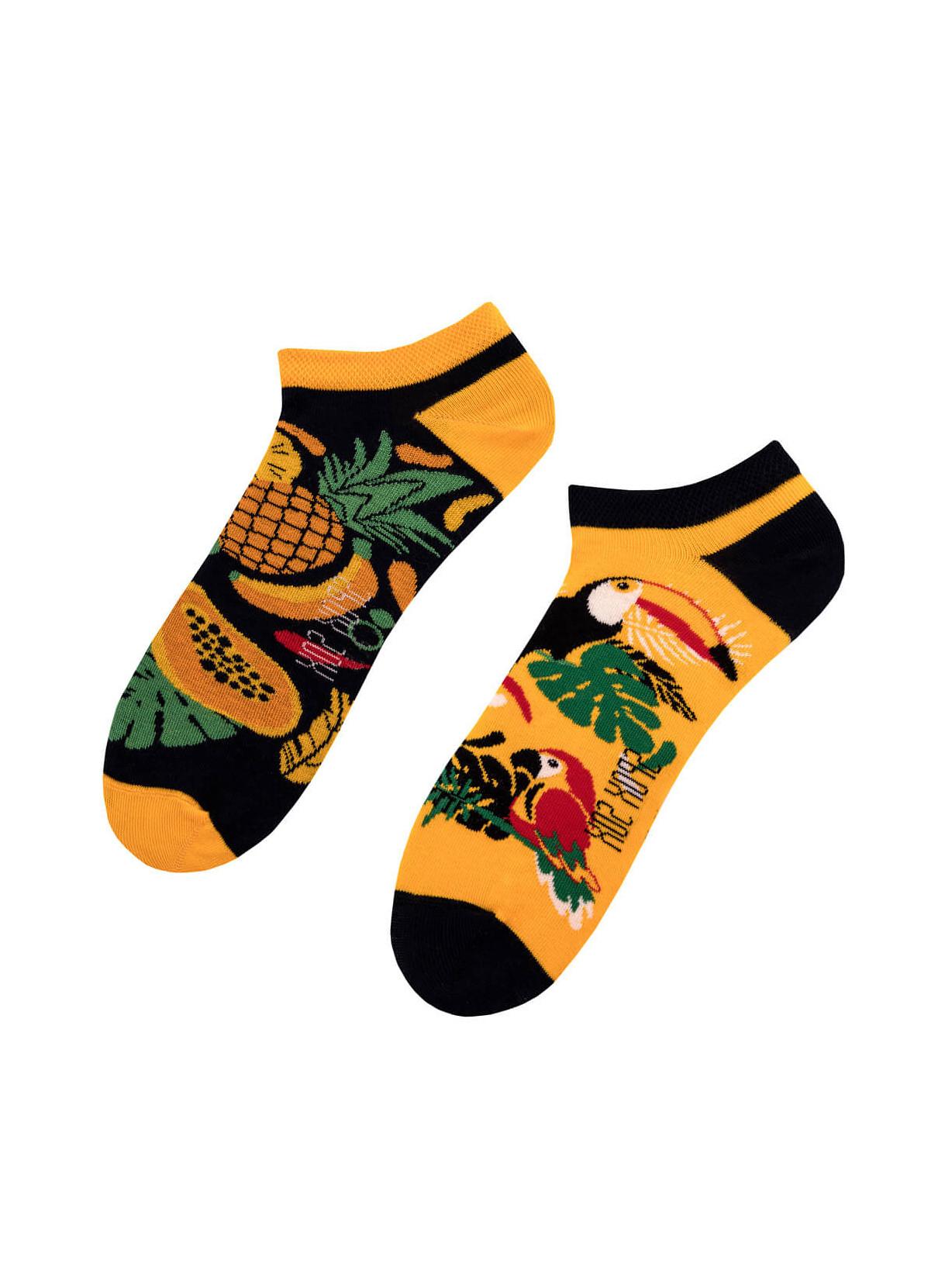 Nepárové ponožky Spox Sox Tropické