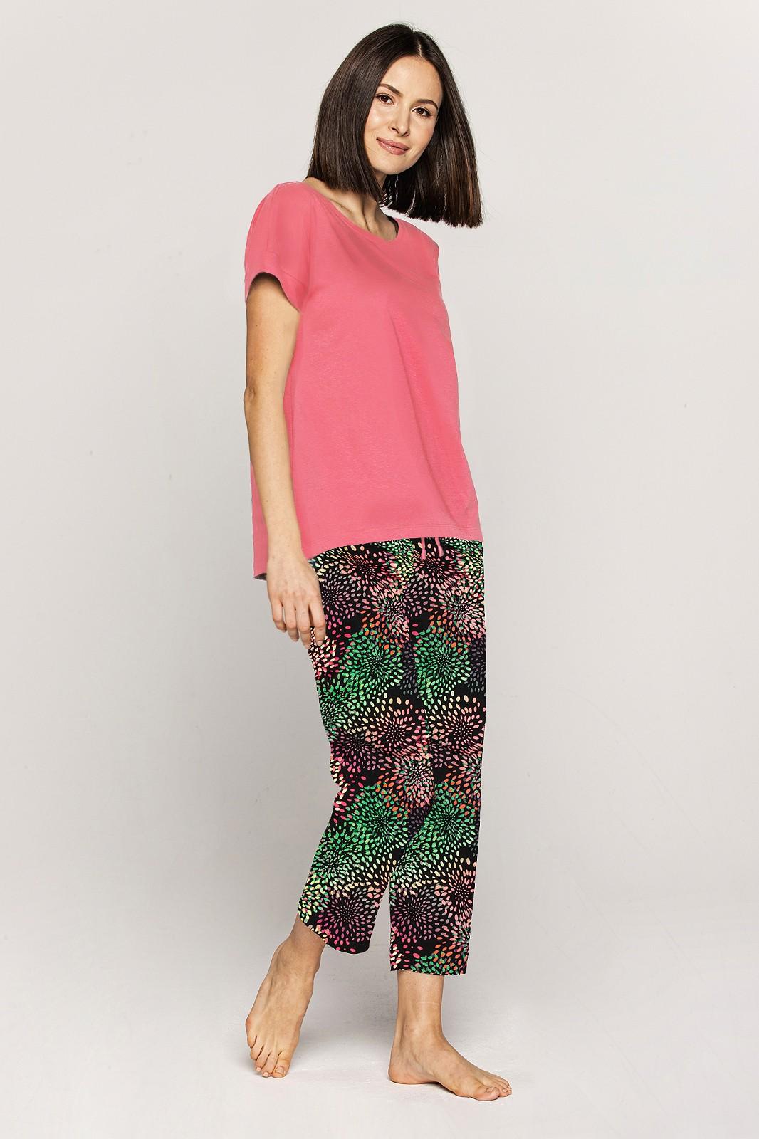 Dámské pyžamo Cana 568 kr/r 3XL