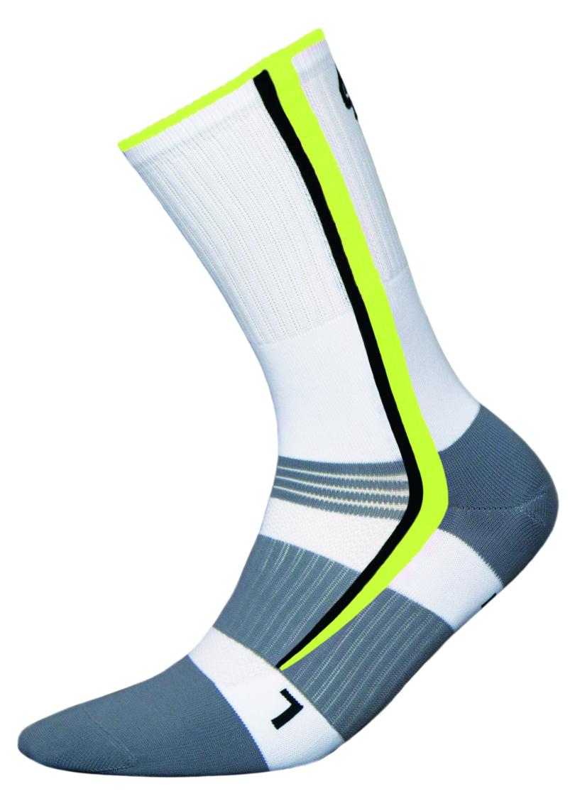 Sportovní ponožky BIKE D. SILVER - JJW