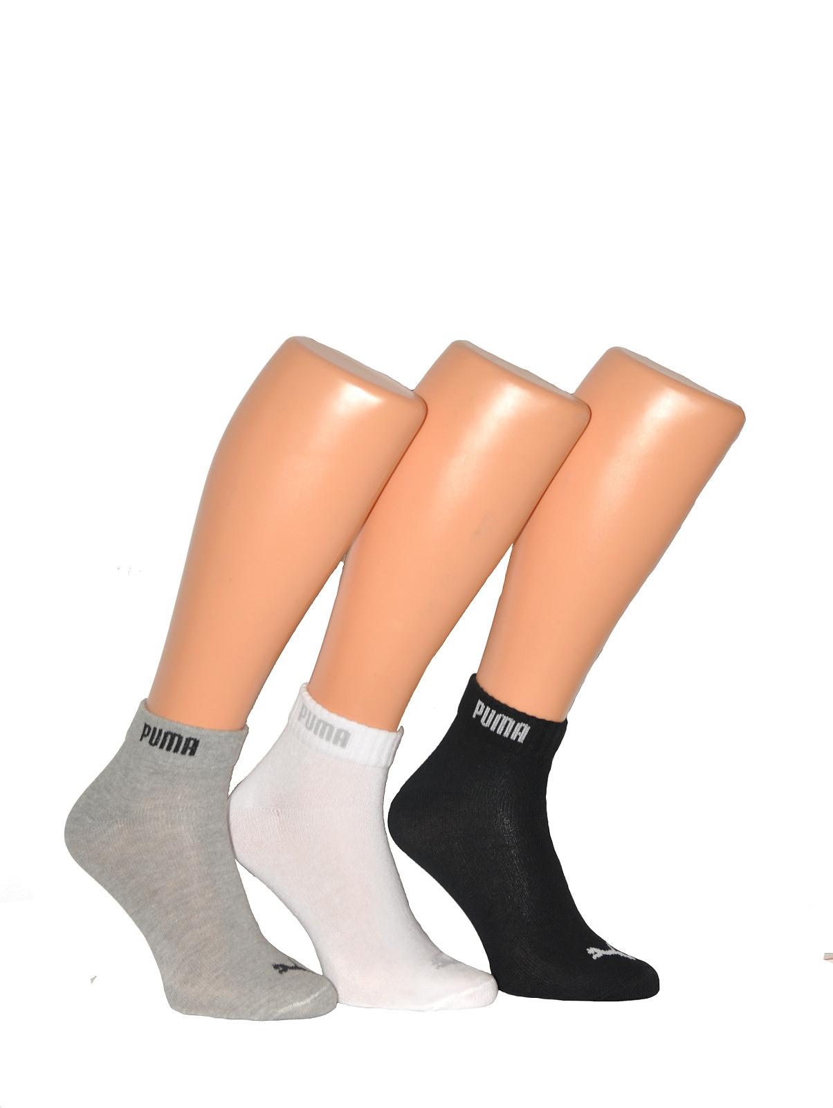 Ponožky Puma 4001 Basic Quarter A'3