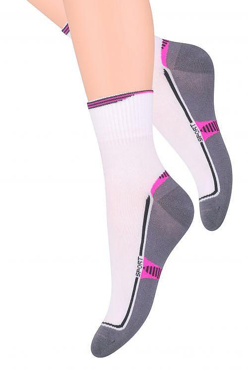 Dámské ponožky Steven art.026 Sport
