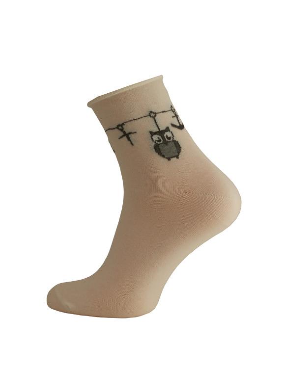 Dámské ponožky Bratex Lady 8422