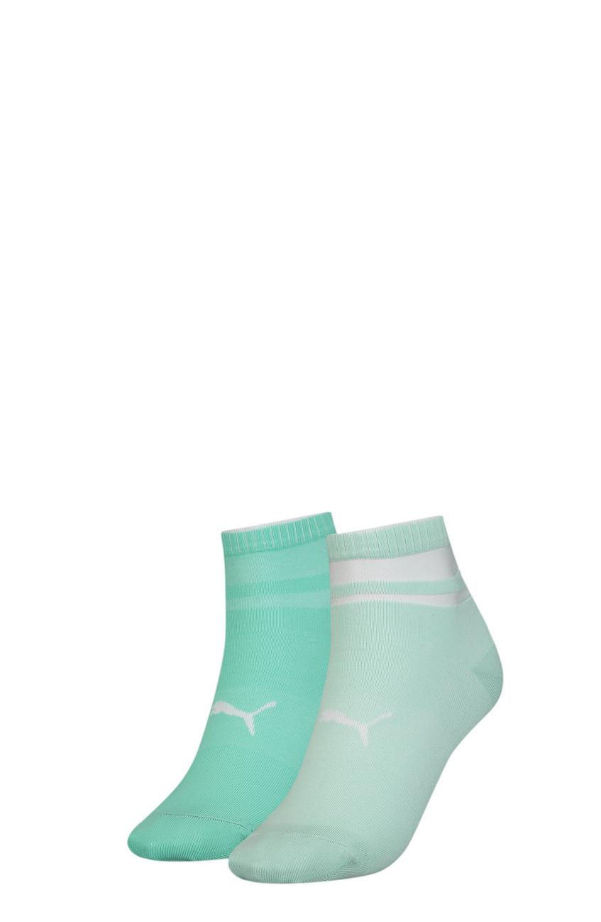 Dámské ponožky Puma 907621 Soft Quarter A'2