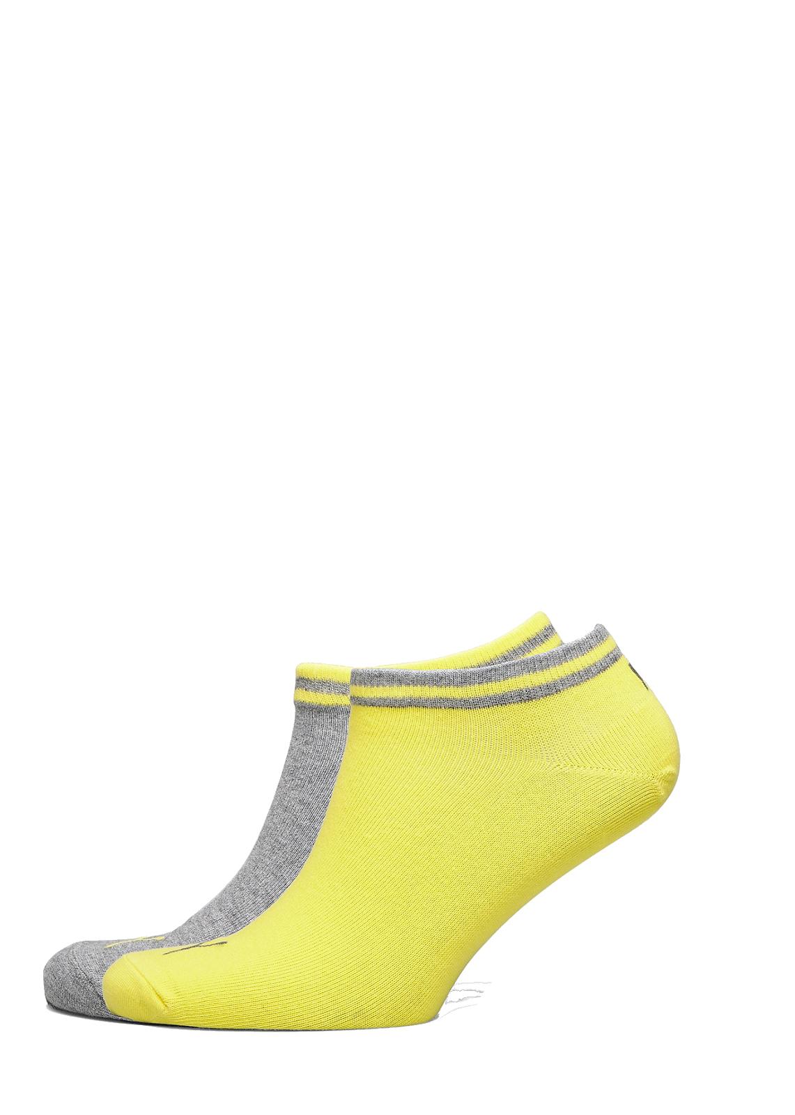 Dámské kotníkové ponožky Puma 907185 Soft Sneaker A'2