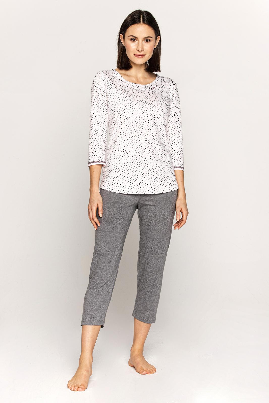 Dámské pyžamo Cana 565 3/4 S-XL