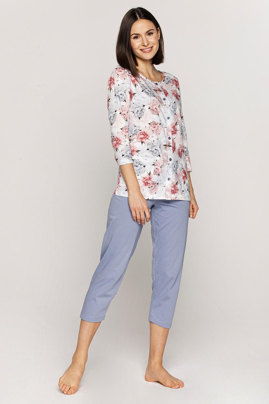 Dámské pyžamo Cana 561 3/4 S-XL