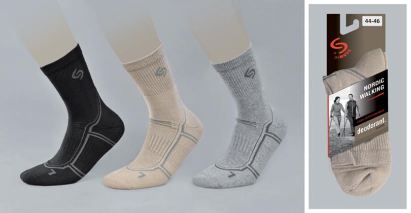 Ponožky pro Nordic walking - JJW