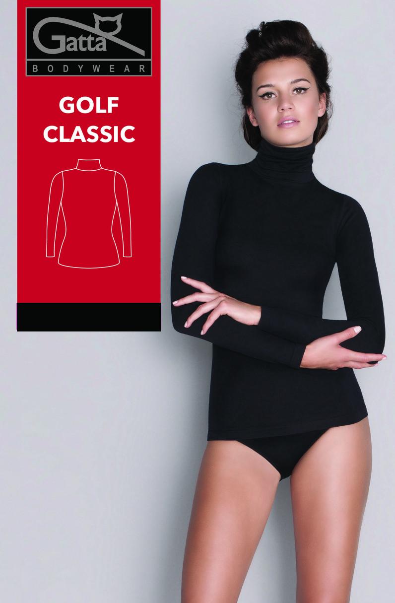 Dámské triko - Rolák Classic L - GATTA BODYWEAR