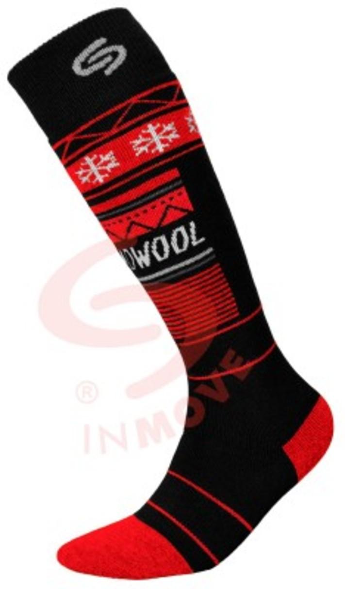 Ponožky SKI SILVER
