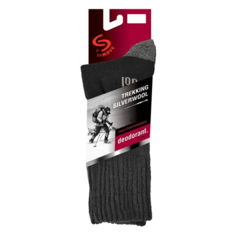 Ponožky TREKKING SILVERWOOL